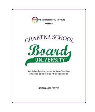 Charter School Board University Brian L. Carpenter