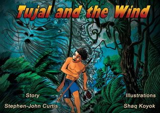 Tujal and the Wind  by  Stephen-John Curtis
