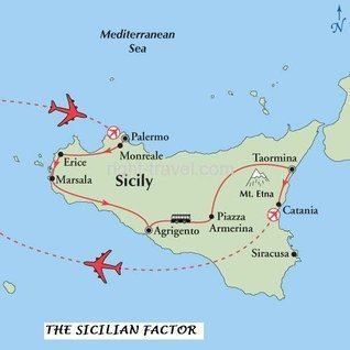 The Sicilian Factor  by  Louis J. Ronsivalli M.S.