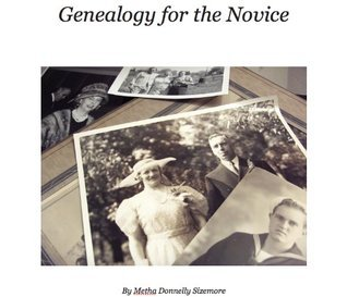 Genealogy for the Novice Metha Donnelly Sizemore