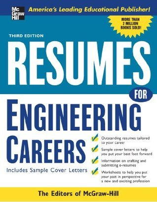 Resumes for Engineering Careers  by  McGraw-Hill Education