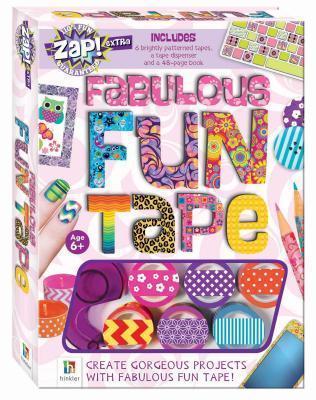 Fabulous Fun Tape  by  Hinkler Books