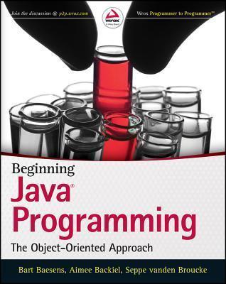 Beginning Java Programming: The Object-Oriented Approach Deepak Vohra