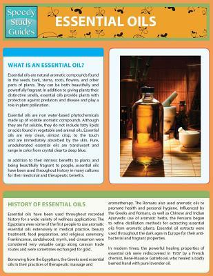 Essential Oils  by  Speedy Publishing