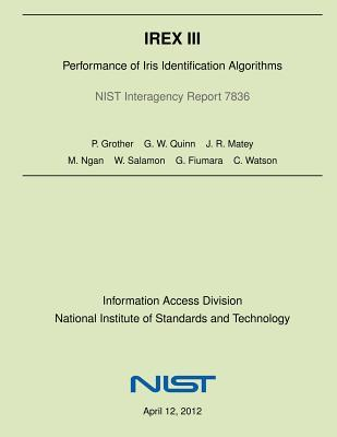 Minex II: Performance of Fingerprint Match-On-Card Algorithms-Phase II Report  by  P. Grother