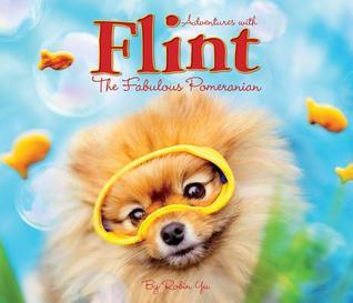 Adventures with Flint the Fabulous Pomeranian  by  Robin Yu