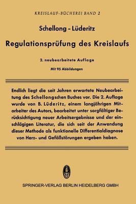 Regulationsprufung Des Kreislaufs: Funktionelle Differentialdiagnose Von Herz- Und Gefassstorungen Fritz Schellong