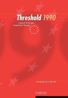 Threshold 1990 J.A. van Ek