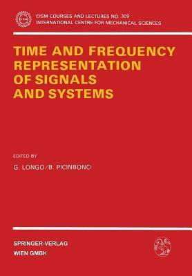 Time And Frequency Representation Of Signals And Systems B. Picinbono