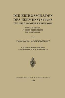 Die Hysterie  by  M. Lewandowsky