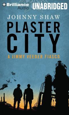Plaster City  by  Johnny Shaw