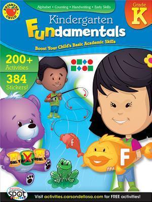 Kindergarten Fundamentals, Grade K  by  Brighter Child