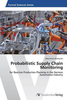 Probabilistic Supply Chain Monitoring Warhanek Maximilian