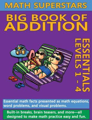 Math Superstars Big Book of Addition: Multi-Touch Edition William Robert Stanek
