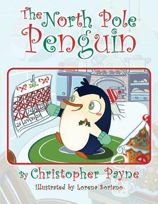The North Pole Penguin  by  Christopher Payne
