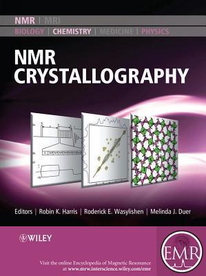 NMR Crystallography  by  Robin K. Harris