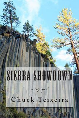 Sierra Showdown: A Triptych  by  Chuck Teixeira