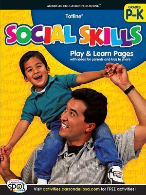 Social Skills, Grades Pk - K  by  American Education Publishing