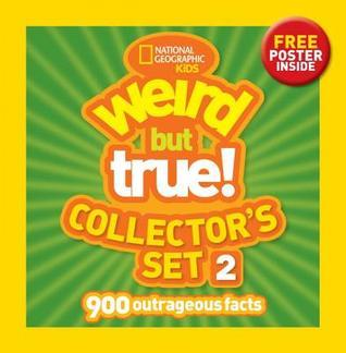 Weird but True! Collectors Set 2 (Boxed Set): 900 Outrageous Facts National Geographic Kids
