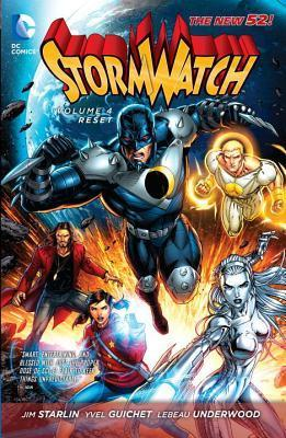 Stormwatch, Vol. 4: Reset Jim Starlin
