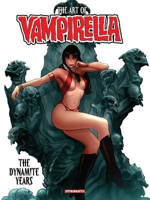 Art of Vampirella: The Dynamite Years Hc  by  Eric Trautmann
