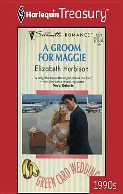 Groom for Maggie Elizabeth Harbison