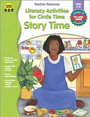 Story Time Literacy Activities for Circle Time, Grades Preschool - K  by  Karen DeVries