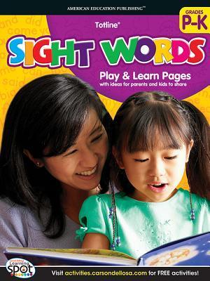 Sight Words, Grades Pk - K  by  American Education Publishing