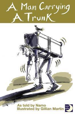 A Man Carrying a Trunk namo