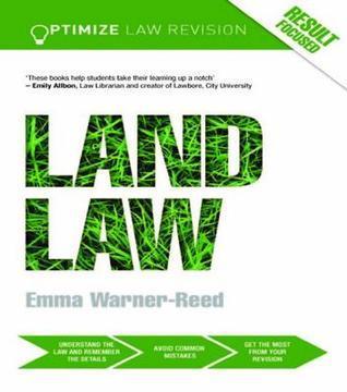 Optimize Land Law Emma Warner-Reed