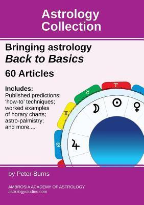 Astrology Collection Peter Gerard Burns