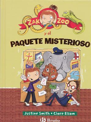 Zak Zoo y El Paquete Misterioso Justine Smith