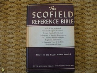 The Scofield Reference Bible: C. L. (Editor) Scofield