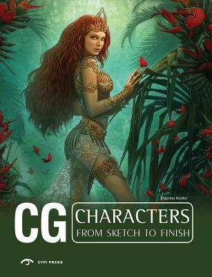 CG Characters: From Sketch to Finish  by  Dopress Books