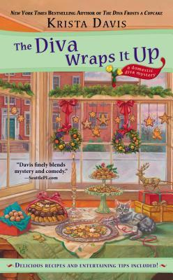 The Diva Wraps It Up (A Domestic Diva Mystery, #8)  by  Krista Davis
