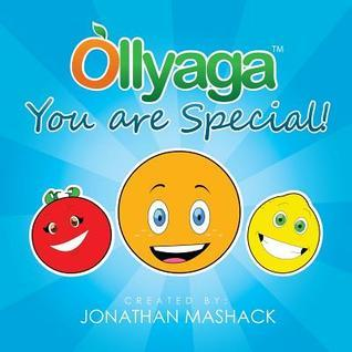 You Are Special (Ollyaga Series #1)  by  Jonathan Mashack