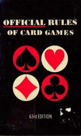 Official Rules of Card Games 63rd Edition  by  The United States Playing Card Company