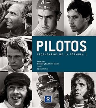 Pilotos legendarios de la Fórmula 1 Xavier Chimits