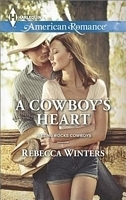 A Cowboys Heart  by  Rebecca Winters