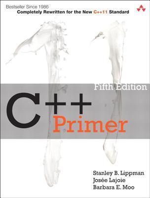 C++ Primer, 5/E Stanley B. Lippman