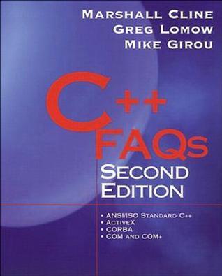 C++ FAQs, Portable Documents Marshall Cline