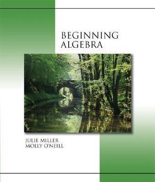 MP: Beginning Algebra with Smart CD  by  Julie  Miller