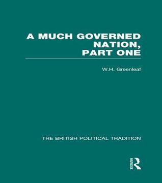 Much Governed Nation Pt1 Vol 3 W.H. Greenleaf