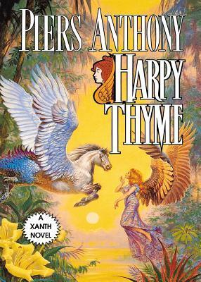 Harpy Thyme Piers Anthony