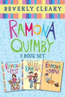Ramona 3-Book Collection: Ramona the Pest, Beezus and Ramona, Ramona the Brave Beverly Cleary