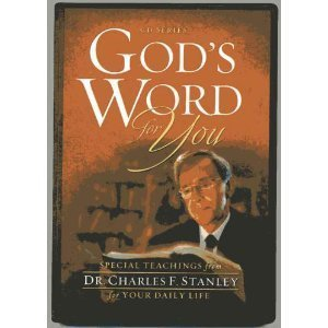 Gods Word For You (CD Series)  by  Charles F. Stanley