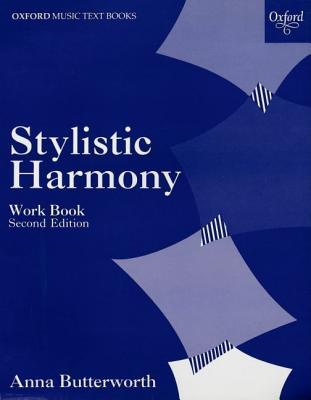 Stylistic Harmony: Work Book  by  Anna Butterworth