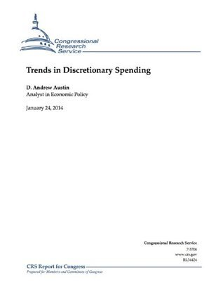 Trends in Discretionary Spending  by  D. Andrew Austin