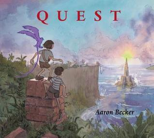 Quest (Journey Trilogy #2)  by  Aaron Becker