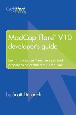 Madcap Flare V10 Developers Guide Scott DeLoach